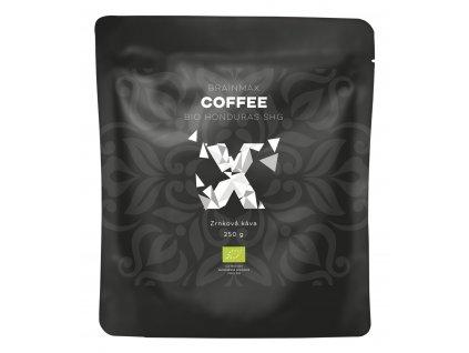 BrainMax Coffee - Káva Honduras SHG BIO, 250g - Zrno  *CZ-BIO-001 certifikát