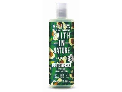 Faith in Nature - Kondicionér Avokádo, 400 ml