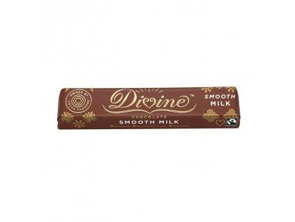 Divine mlecna cokoladova tycinka Ghana 26% 35g