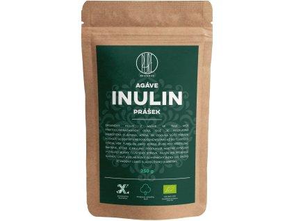 Inulin AGAVE 250 brainmax pure 250 g JPG ESHOP