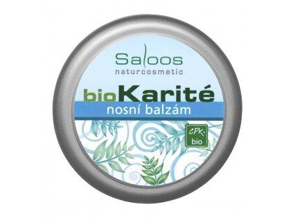 Saloos bio karité nosní balzám