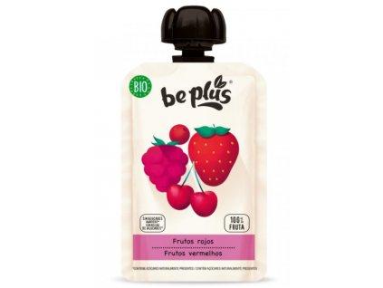 Be Plus - BIO kapsička červené ovoce, 100 g