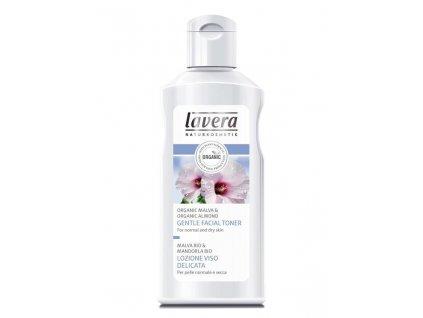 LAVERA - Hydratující pleťová voda bio SLÉZ, 125 ml