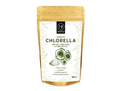 chlorella bio prasek 180g (1)
