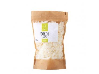 kokos chipsy 300g