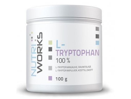 L tryptophan100g Nuitriworks
