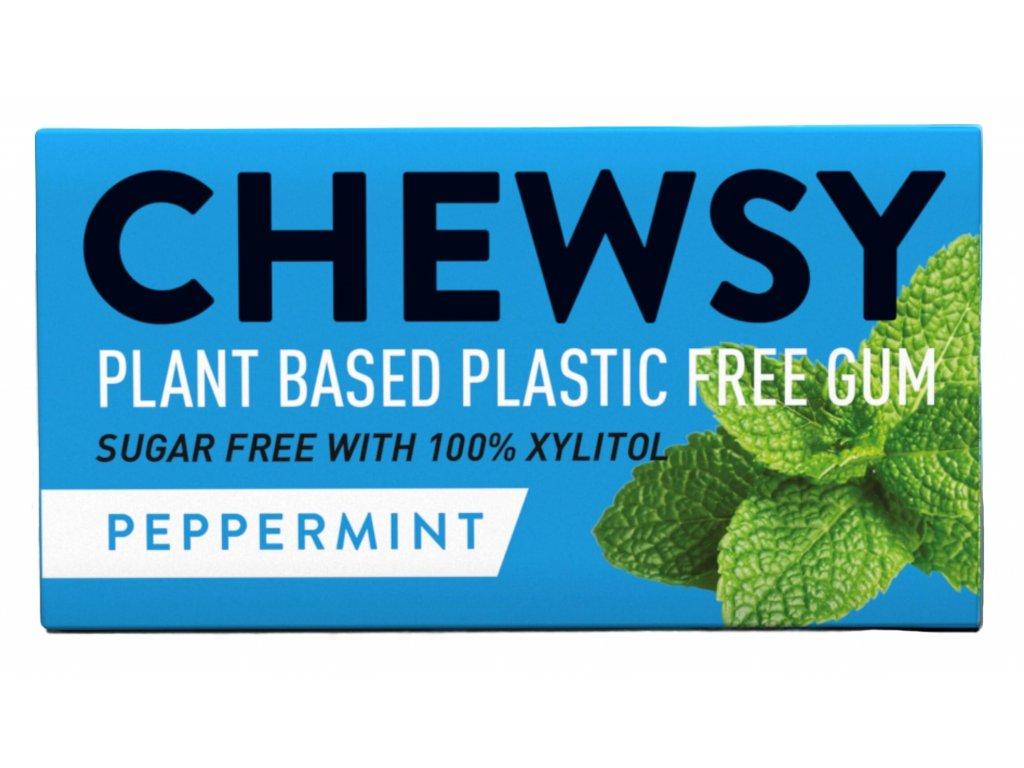 Chewsy - máta peprná, 19 g