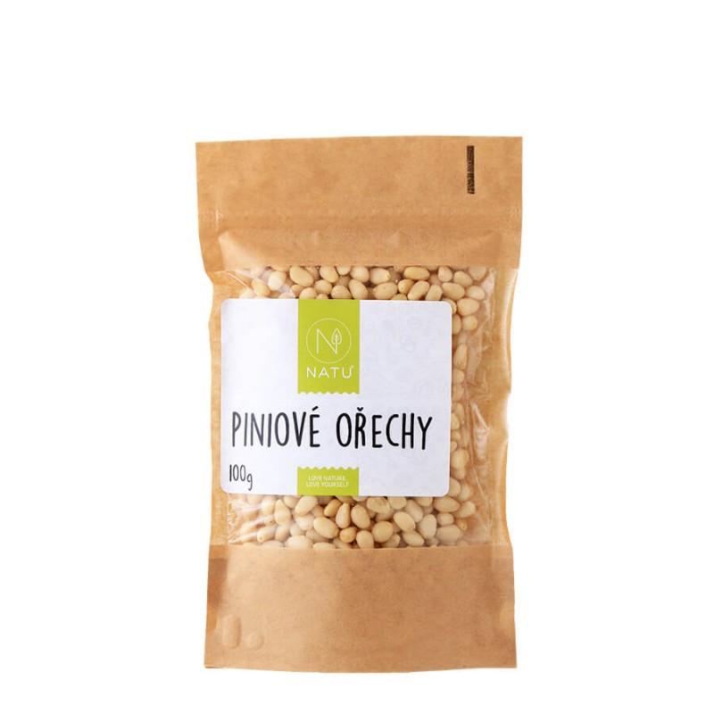 NATU - Piniové ořechy, 100g
