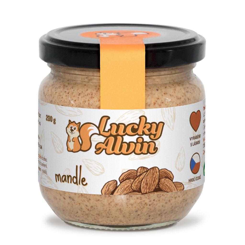 LuckyAlvin - Mandle 200g