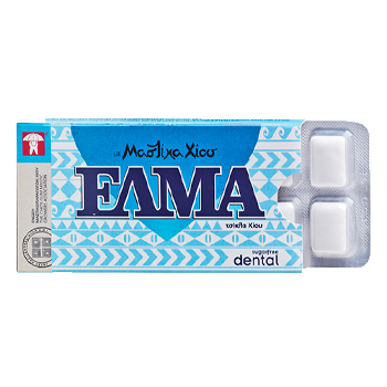 ELMA Žvýkačky, Dental - 10ks