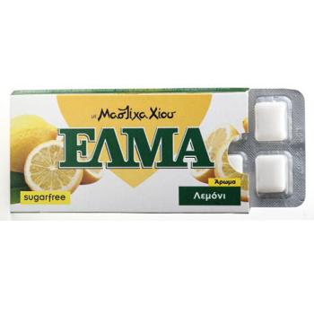 ELMA Žvýkačky, Lemon - 10ks