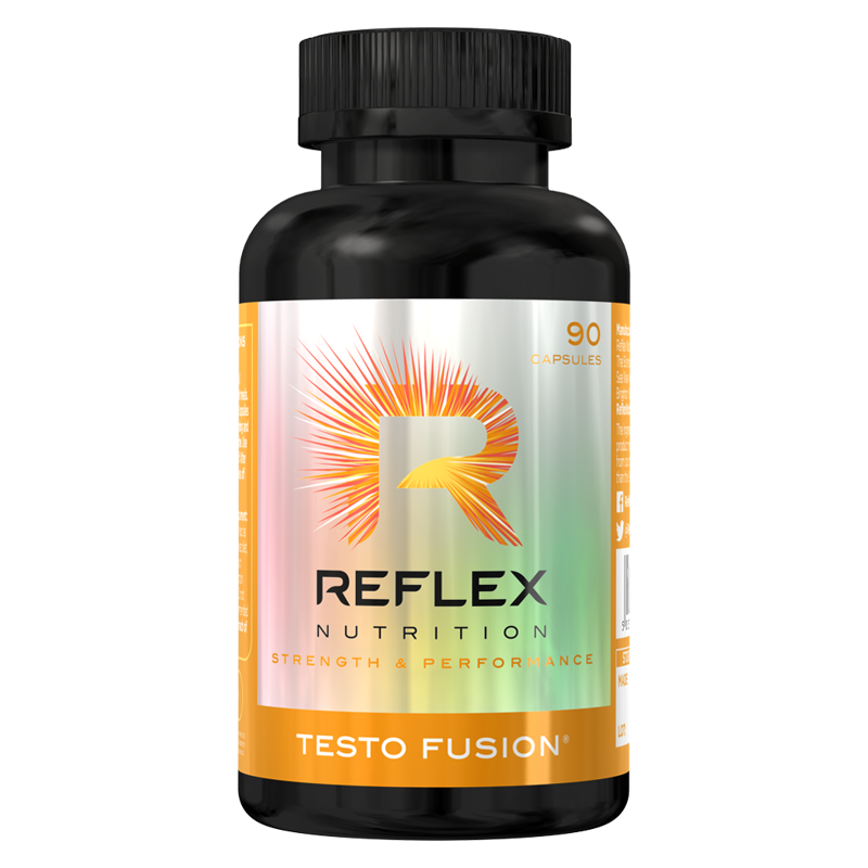 Reflex Testo Fusion® 90 kapslí