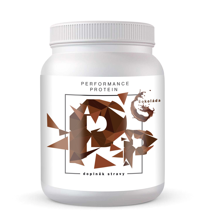Performance Protein Čokoláda 1000g