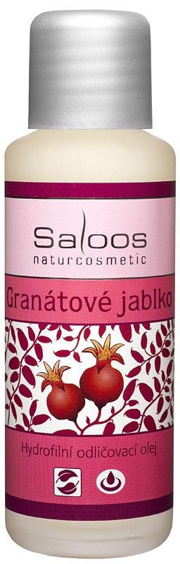 Saloos Hydrofilní Odličovací olej Granátové jablko, 50ml