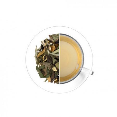 Oxalis Ledový čaj Citrus - zázvor - bílý, aromatizovaný, 50g