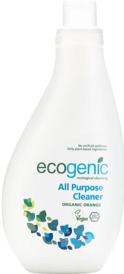 ECOGENIC, univerzální čisticí prostředek s pomerančem 1 l