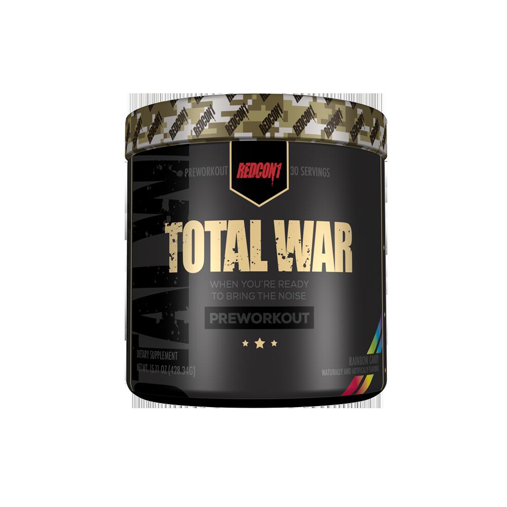 Redcon1 - Total War, 441g Příchuť: Rainbow Candy