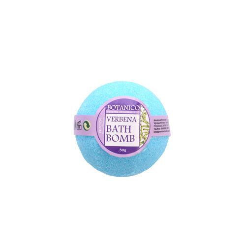 BOTANICO - bath bombs (šumivá koupelová koule), 50g - verbena