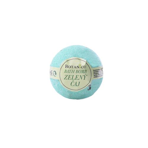 BOTANICO - bath bombs (šumivá koupelová koule), 50g - zelený čaj