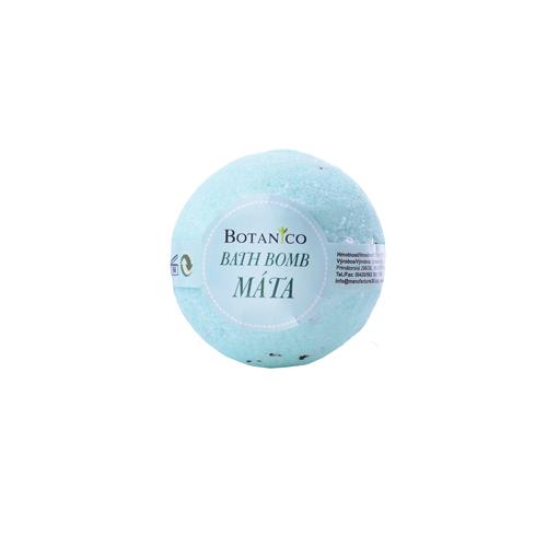 BOTANICO - bath bombs (šumivá koupelová koule), 50g - máta
