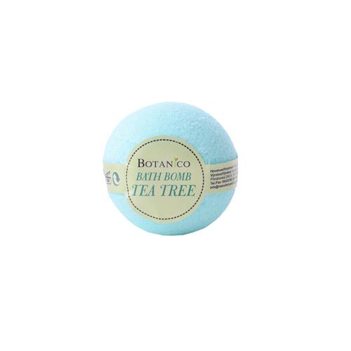 BOTANICO - bath bombs (šumivá koupelová koule), 50g - tea tree