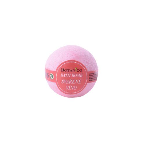 BOTANICO - bath bombs (šumivá koupelová koule), 50g - svařené víno
