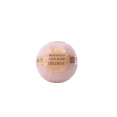 BOTANICO - bath bombs (šumivá koupelová koule), 50g - tiramisu