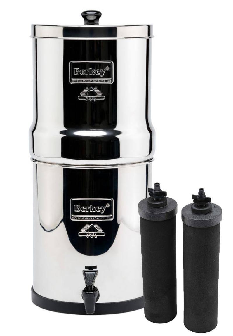 Vodní filtr Big Berkey - 2 filtrační vložky