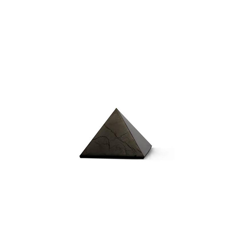 Koloidní stříbro s.r.o. Šungitová pyramida 7 x 7 cm