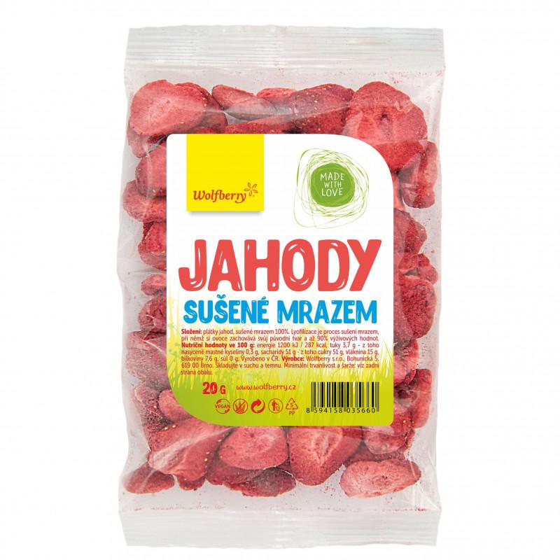 Wolfberry Jahody, 20 g