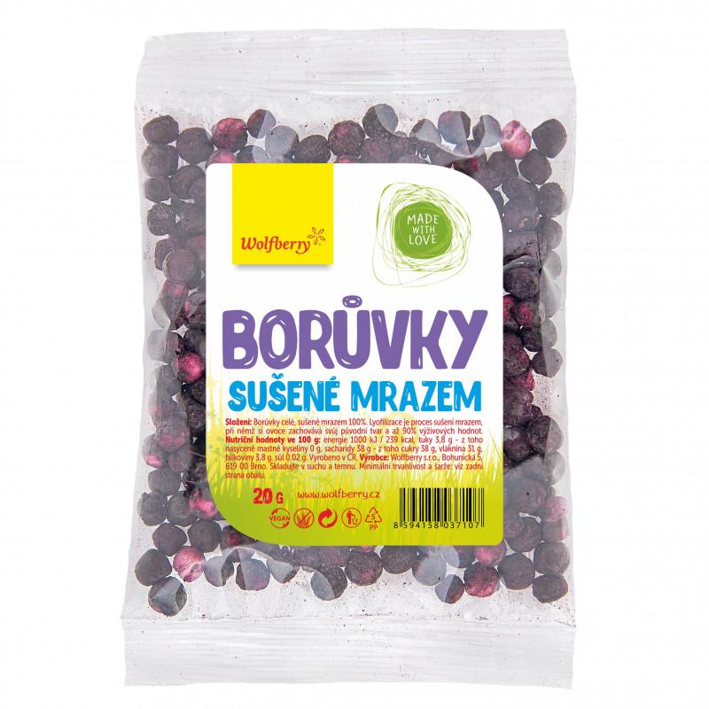 Wolfberry Borůvky, 20g