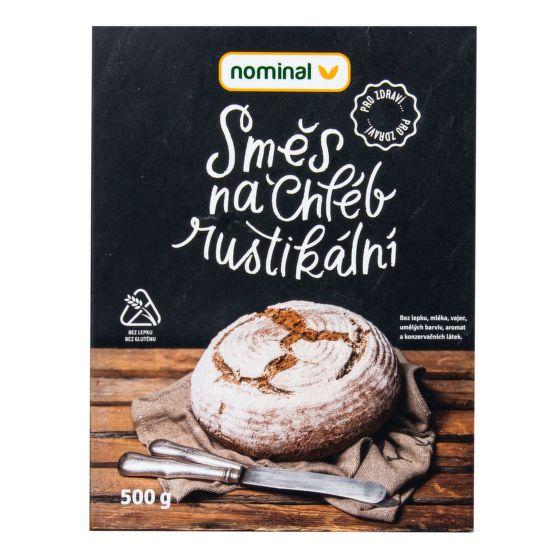 Nominal - Směs na chléb rustikální 500 g