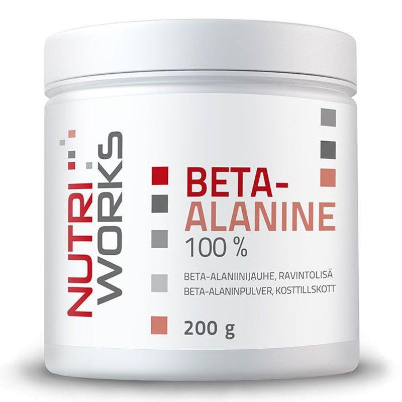 NutriWorks Beta-Alanine 200g
