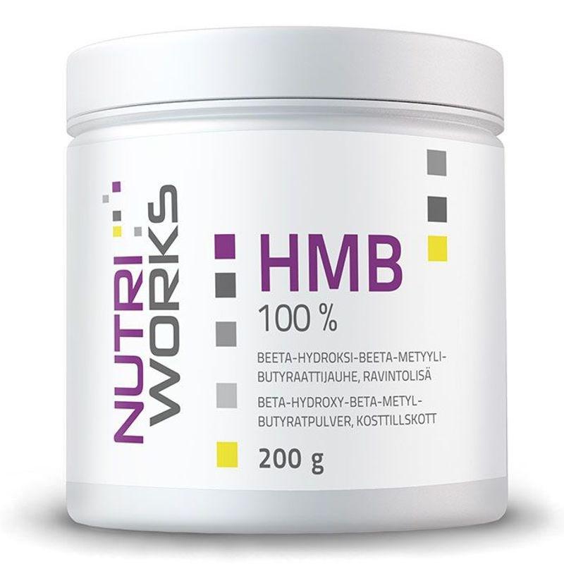 NutriWorks HMB 200g