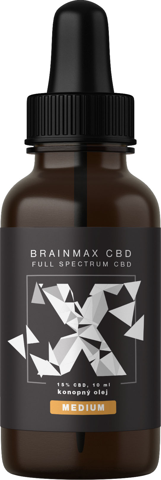 BrainMax CBD MEDIUM, 15%, 10 ml