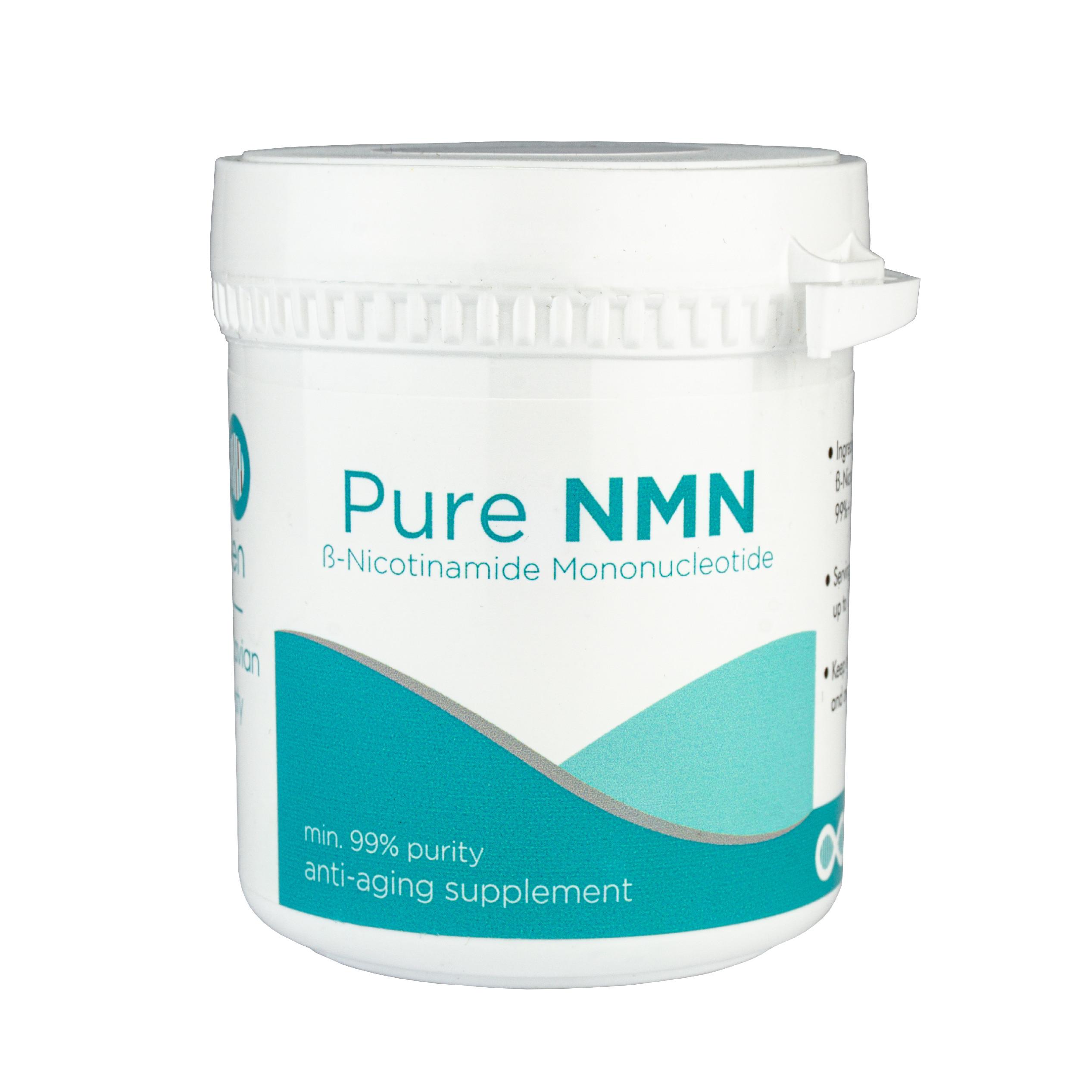 Hansen NMN (nikotinamid mononukleotid), prášek, 20g