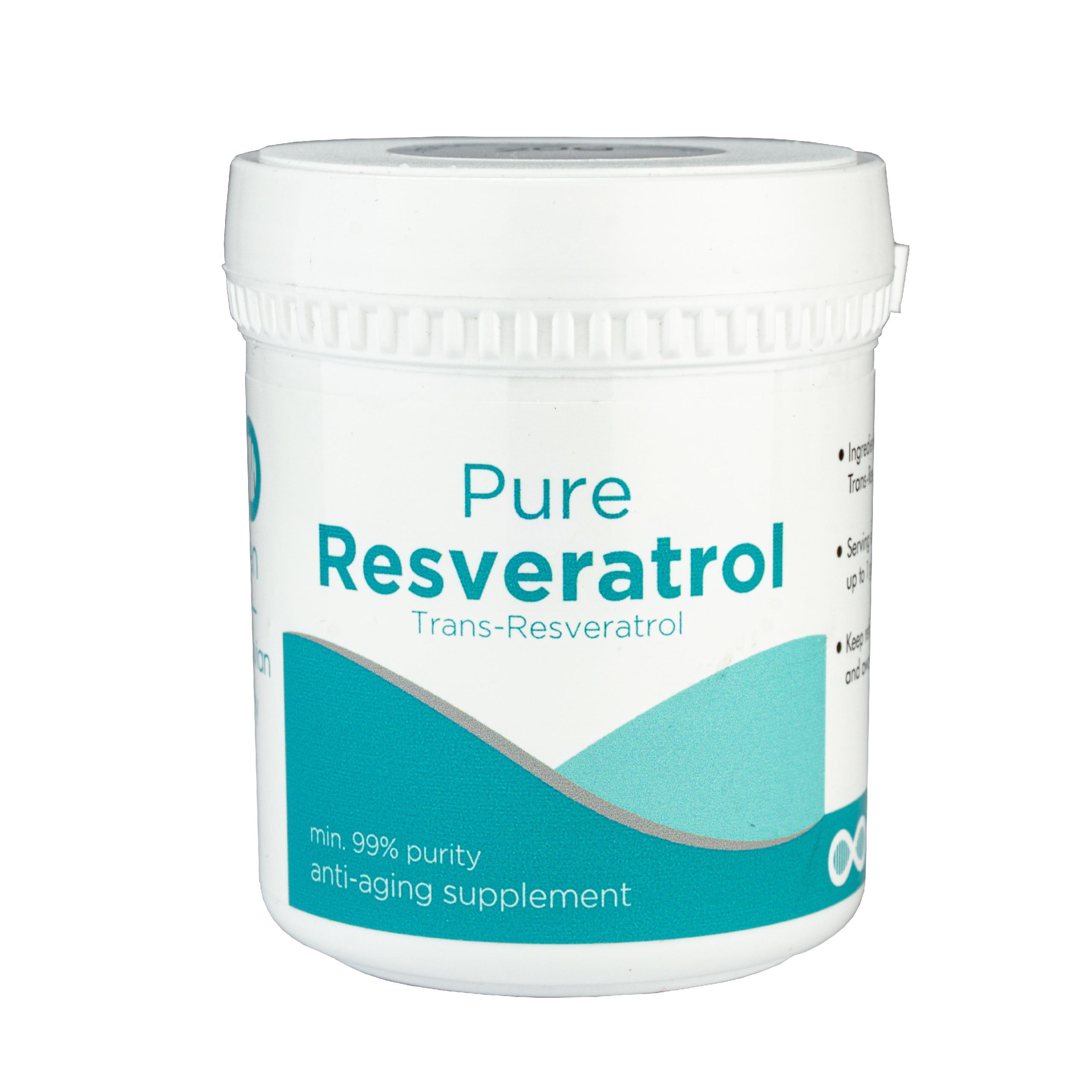 Hansen Trans-Resveratrol, prášek, 20g