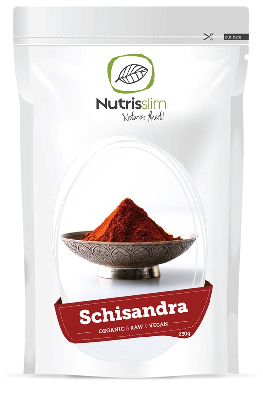 Nutrisslim Schisandra powder 250g Bio