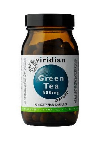 Viridian Green Tea 90 kapslí