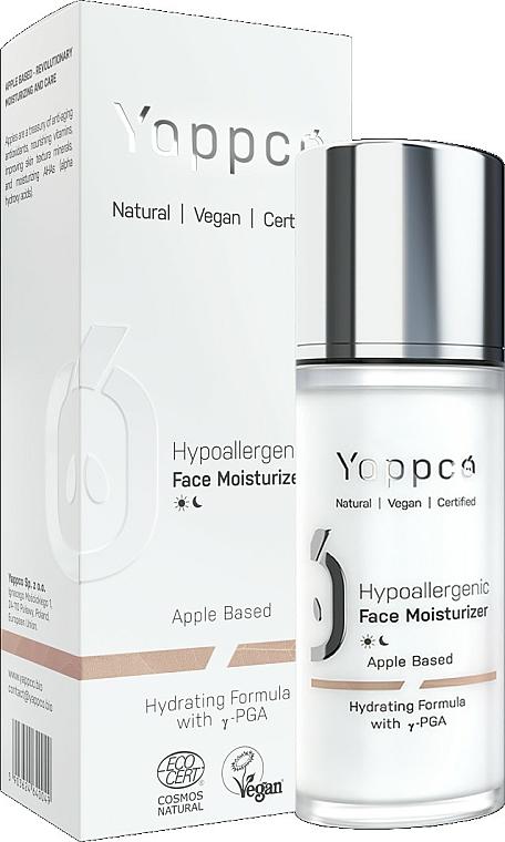 Yappco - Hypoalergenní krém na obličej, 50 ml