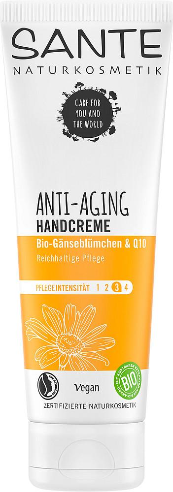 Sante - Krém na ruce Anti-aging, Sedmikráska & Q10, 75 ml