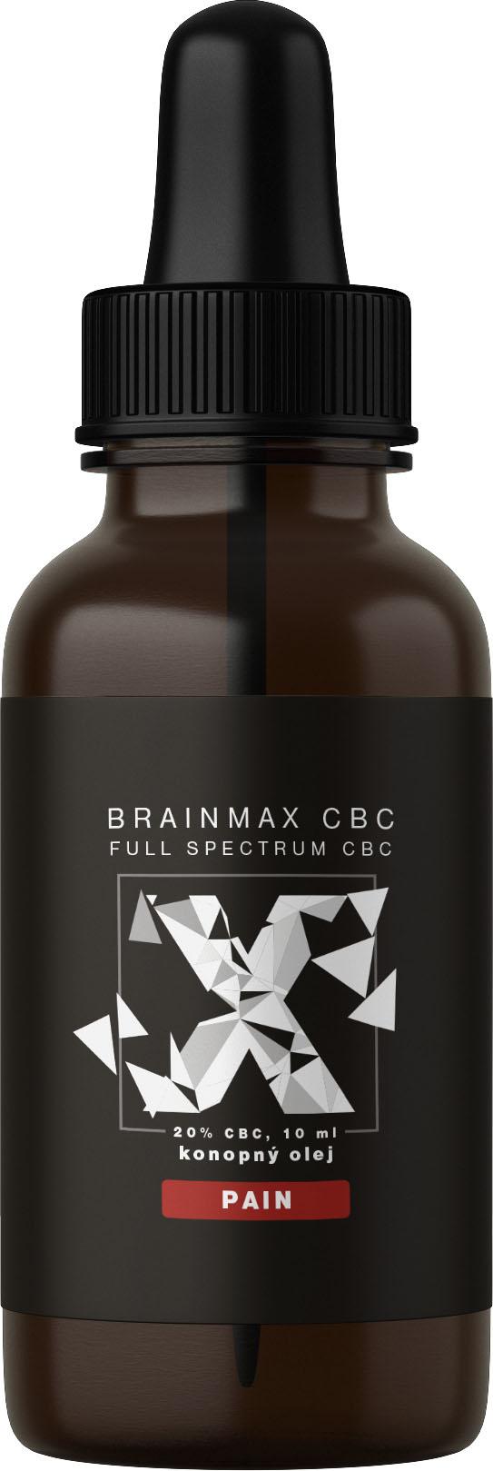 BrainMax CéBéCé PAIN, 20%, 10 ml