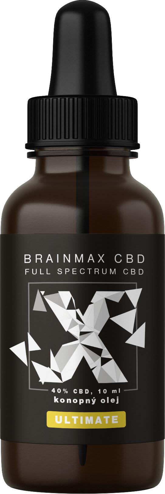 BrainMax CéBéDé ULTIMATE, 40%, 10 ml