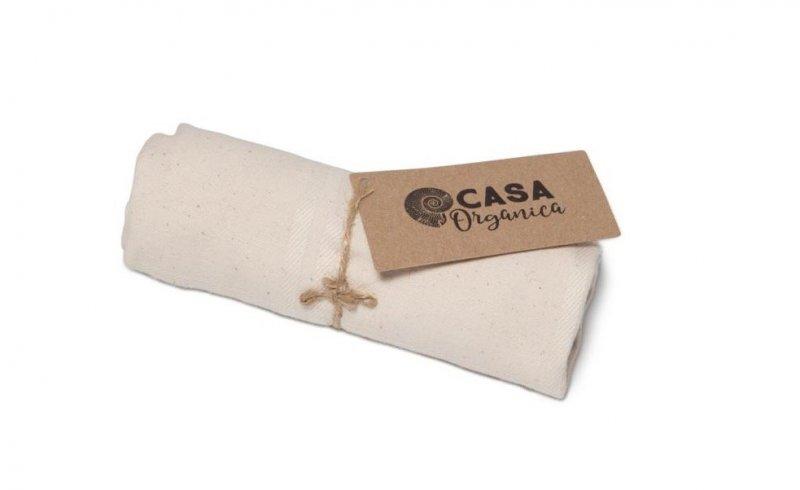 Casa Organica - Plátěná kuchyňská utěrka