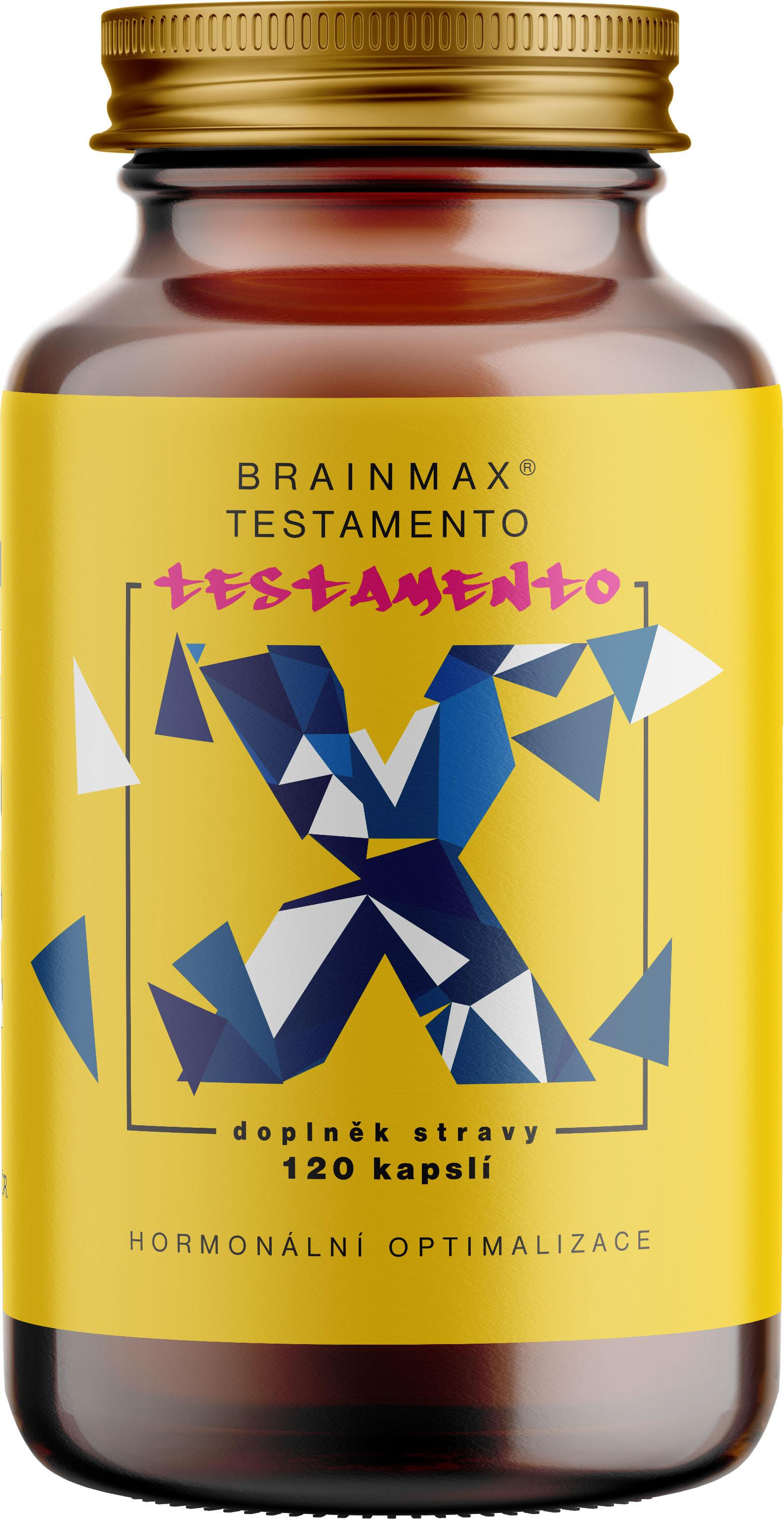 BrainMax Testamento