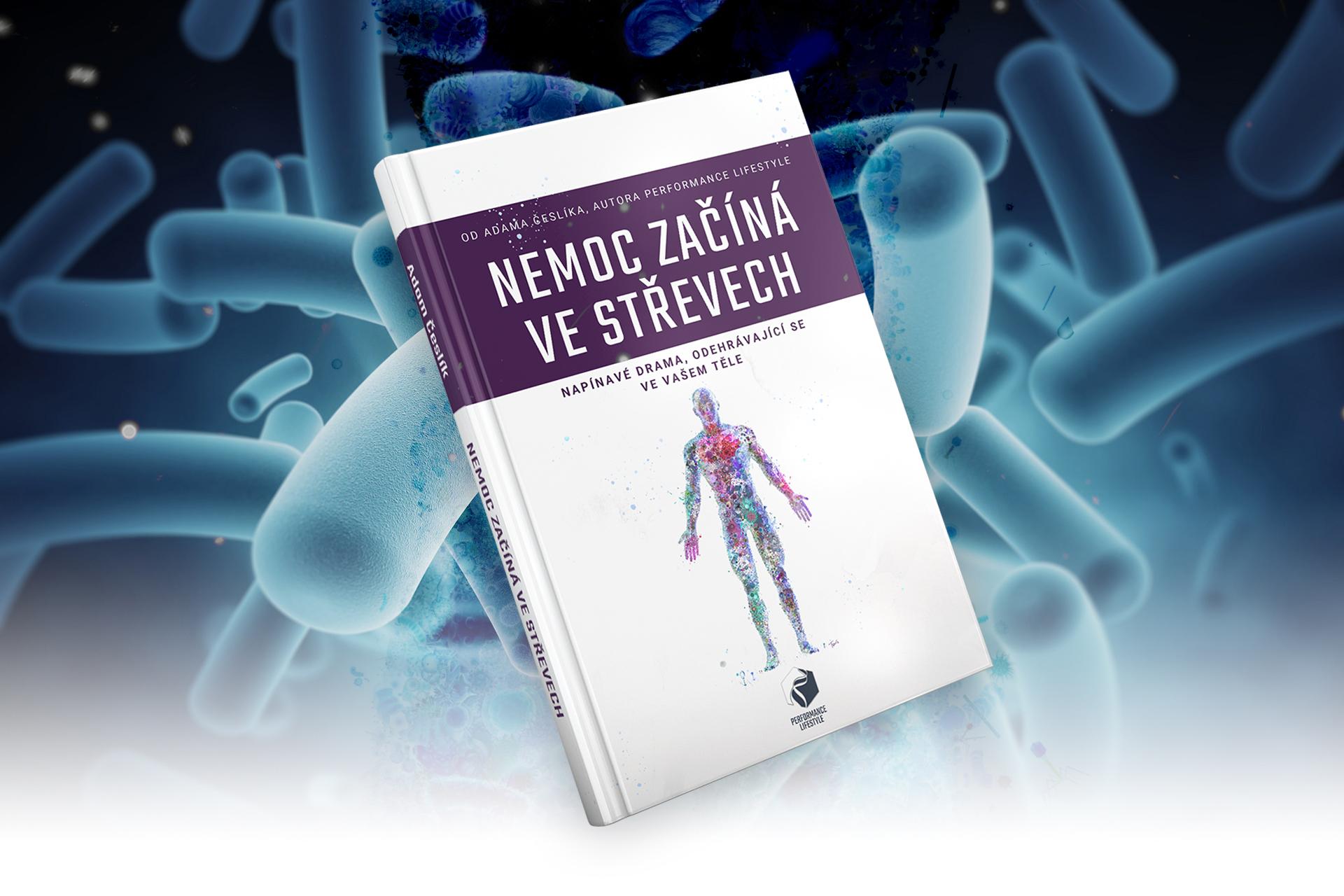 Performance training Nemoc začíná ve střevech (e-book)