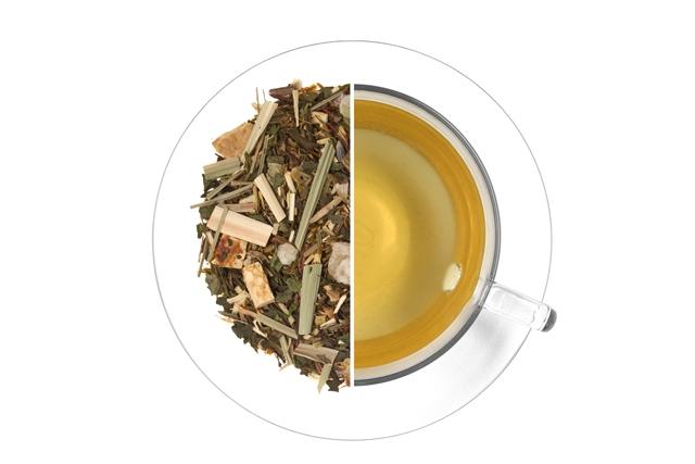Oxalis Ájurvédský čaj Citrón - máta 200 g