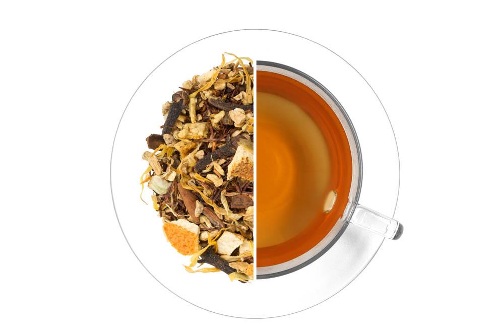 Levně Oxalis Ájurvédský čaj Pomeranč s kořením 200 g