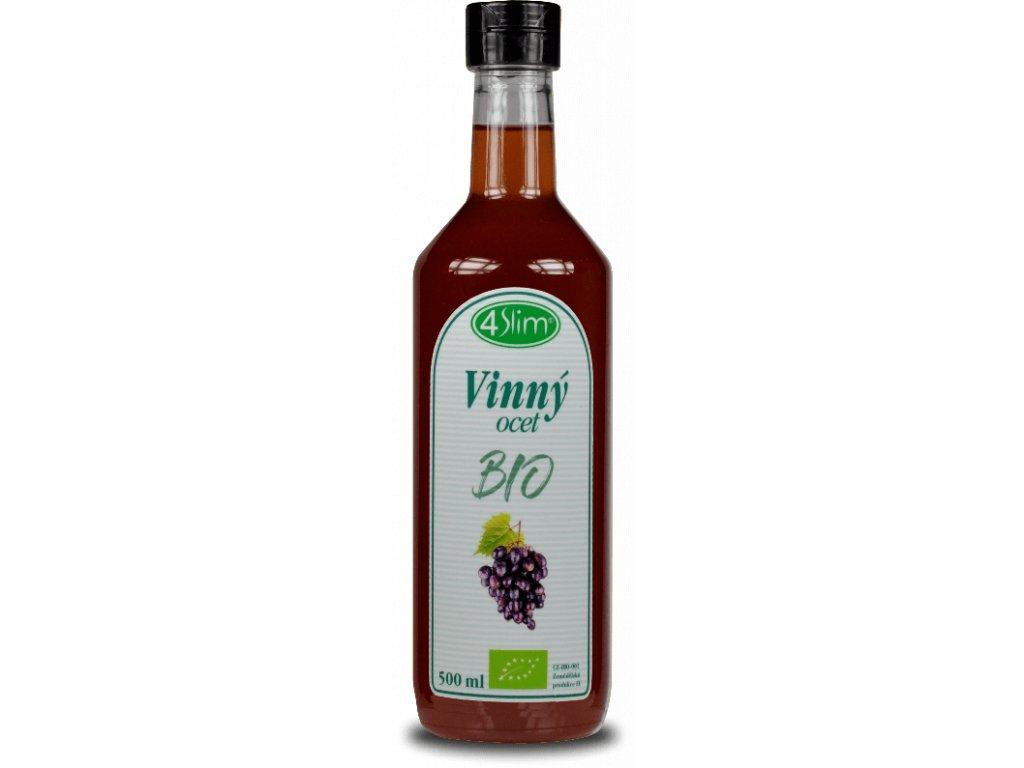 29901 4slim vinny ocet bio 500 ml