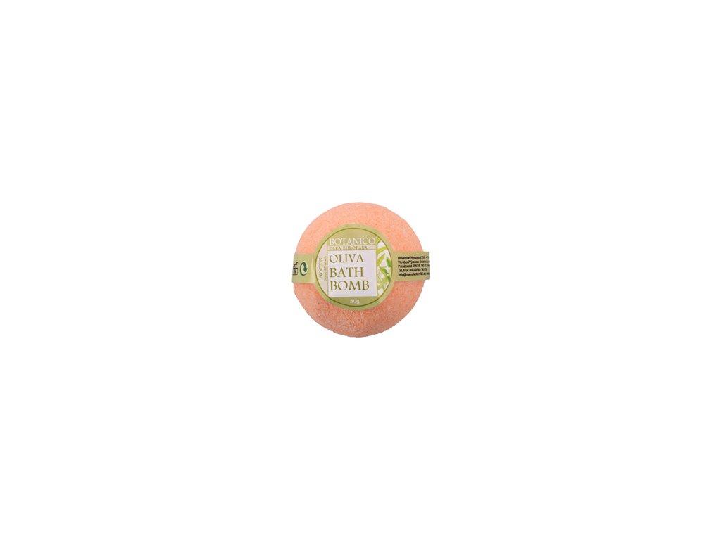 14561 botanico bath bombs sumiva koupelova koule 50g oliva
